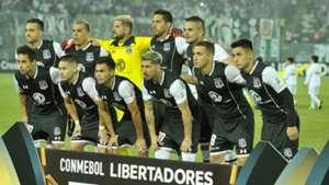 Colo Colo Libertadores Atlético Nacional 280218