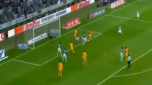 gol meza monterrey 1 2 tigres final vuelta ape17.