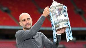 Pep Guardiola Manchester City 2018-19