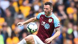 Phil Bardsley - Burnley 2018
