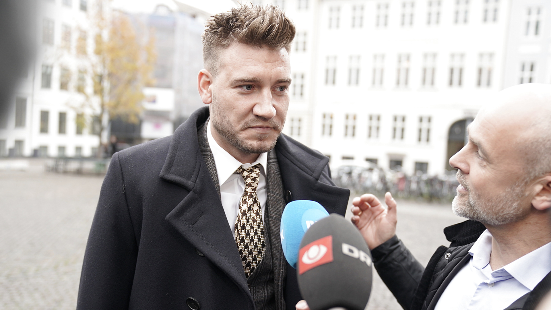 Nicklas Bendtner September 2018