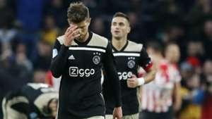 Klaas Jan Huntelaar, PSV - Ajax, 09232018