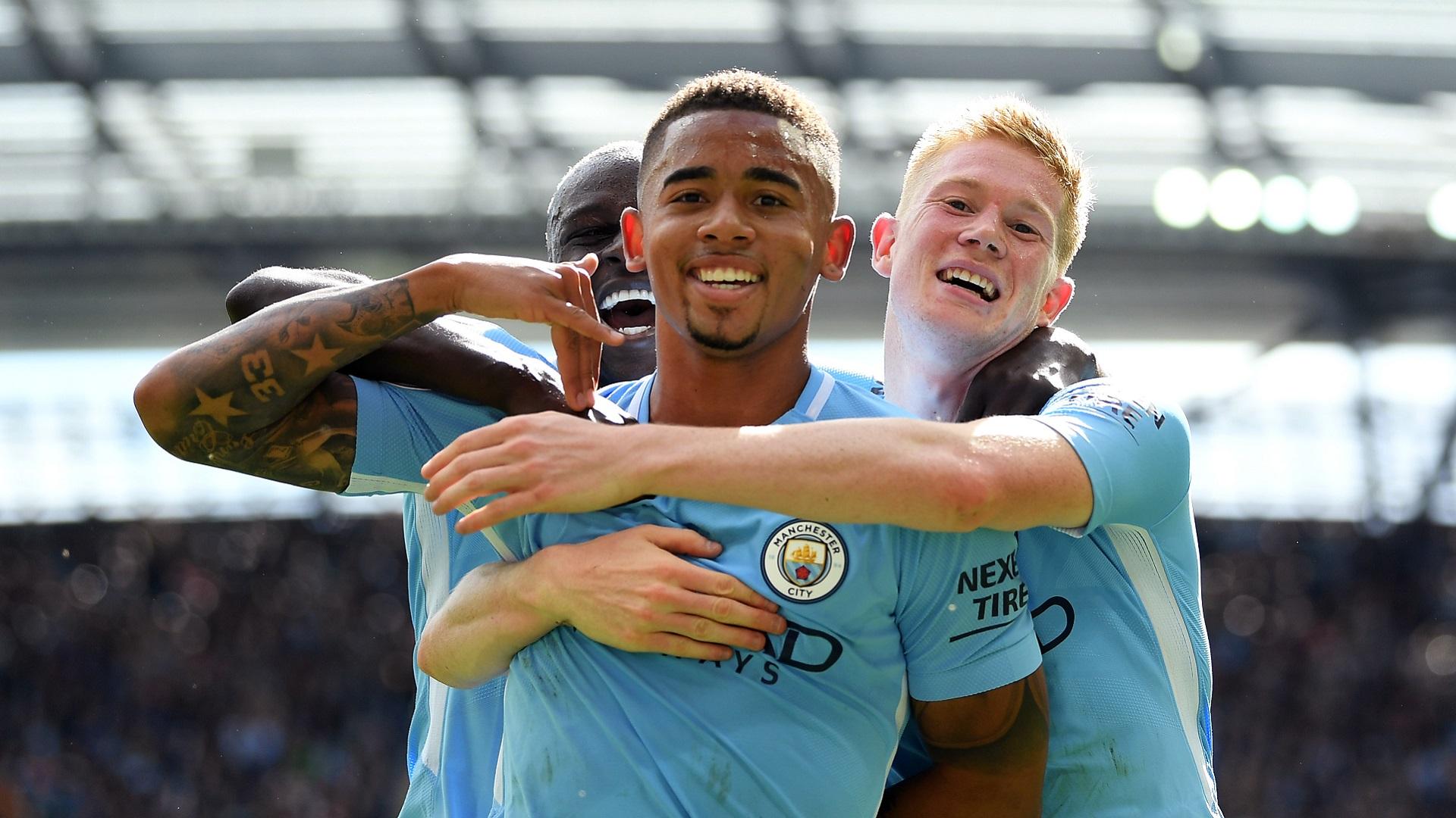 2017-09-09 Gabriel Jesus Manchester City