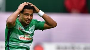 Serge Gnabry Werder Bremen Bundesliga 030417