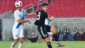 Gio Simeone Argentina Guatemala 08092018