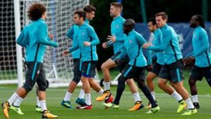 Chelsea Training 2017/18 in Cobham