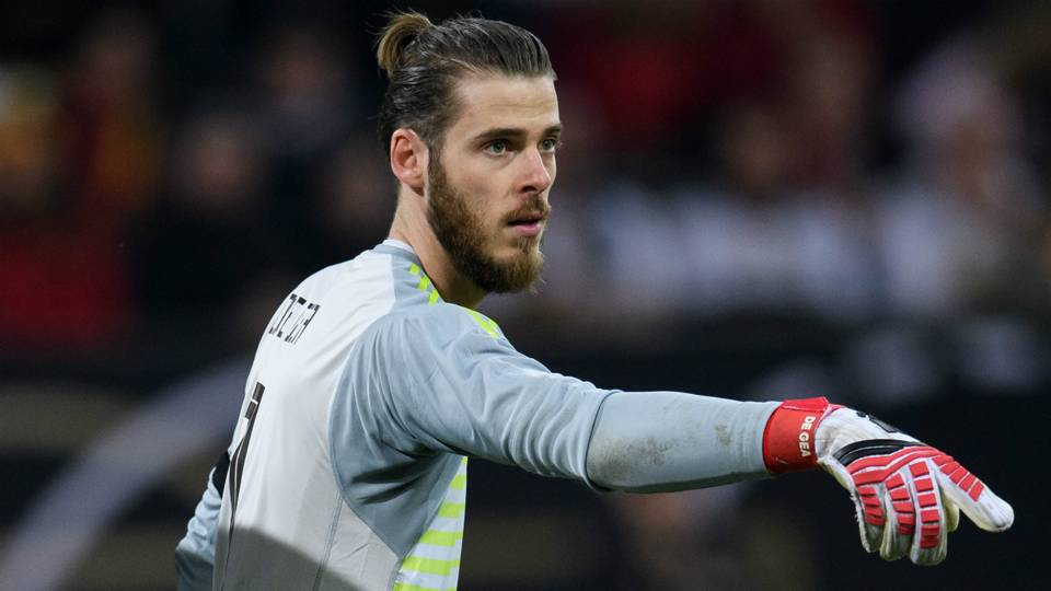 De Gea: I have to win trophies at Man United