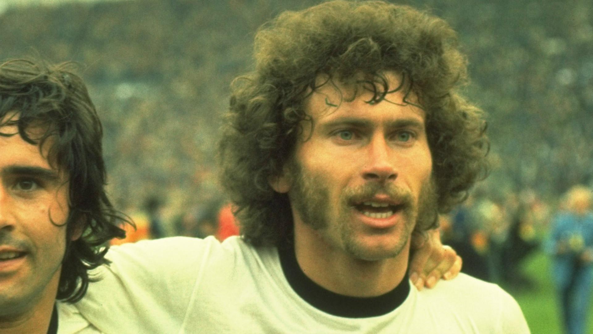 Paul Breitner 1974