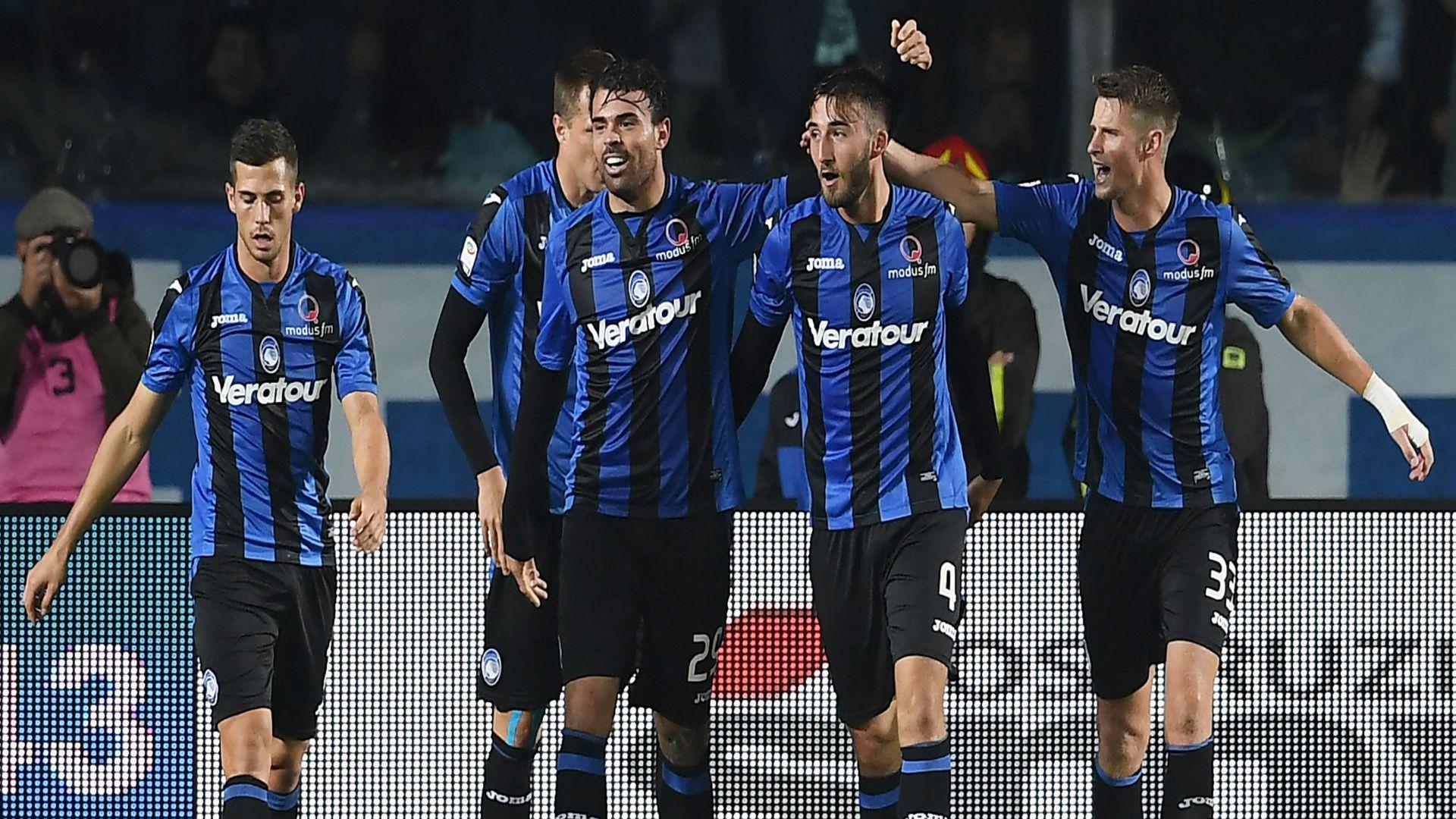Bryan Cristante goal Atalanta Juventus