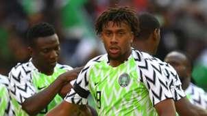 Alex Iwobi England Nigeria