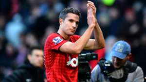 Robin van Persie Manchester United