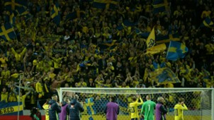 Sweden Italy swedish fans