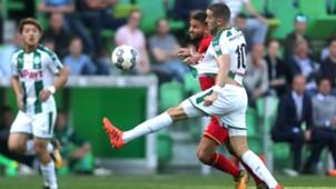 FC Groningen - AZ, Eredivisie 10152017