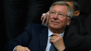Sir Alex Ferguson August 2017