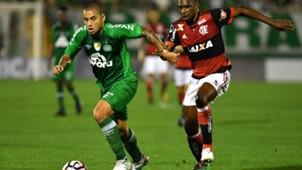 Wellignton Paulista Juan I Flamengo Chapecoense I 13 09 17