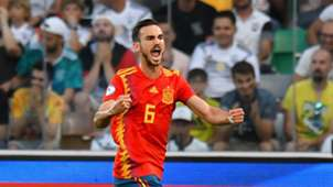 Fabian Ruiz Spain Germany U21 Euros