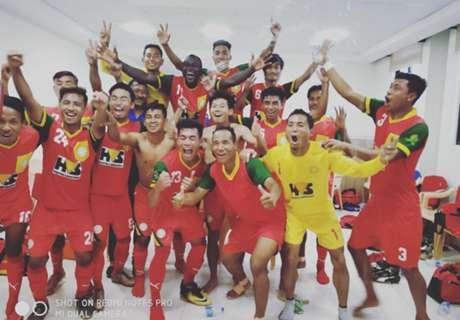 Kerala Blasters and Chennaiyin reserves lose