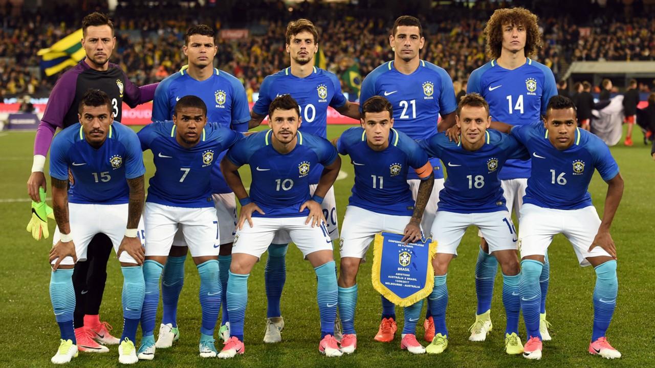 Brazil v Australia Friendly 13062017