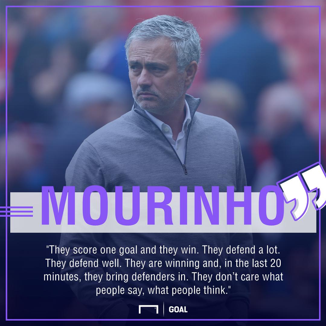 Jose Mourinho Chelsea style