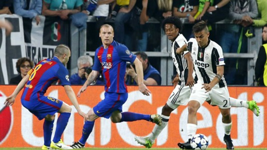GettyImages-667322830 barcelona juventus