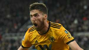 Matt Doherty Wolves 2018-19