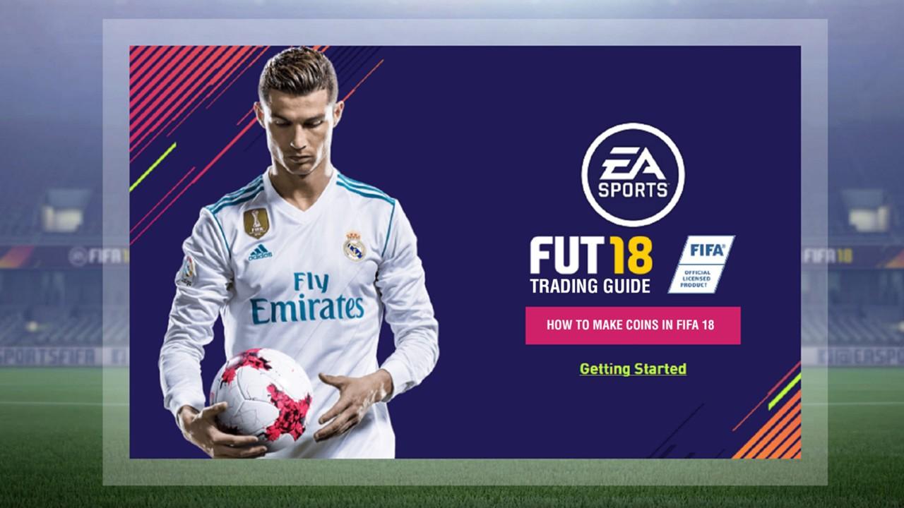FIFA 18 Ultimate Team Trading
