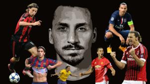 Zlatan Ibrahimovic GFX