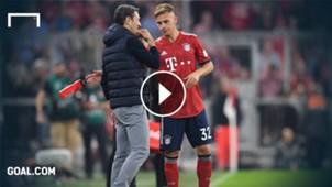 GFX Niko Kovac Joshua Kimmich Bayern München 06102018