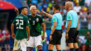 Mexico Brazil referee World Cup 2018 020718