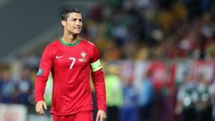 Cristiano Ronaldo circa 2012