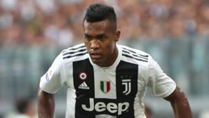 Alex Sandro Juventus 2018