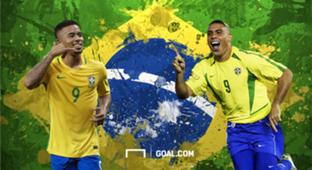 Gabriel Jesus Ronaldo Brazil