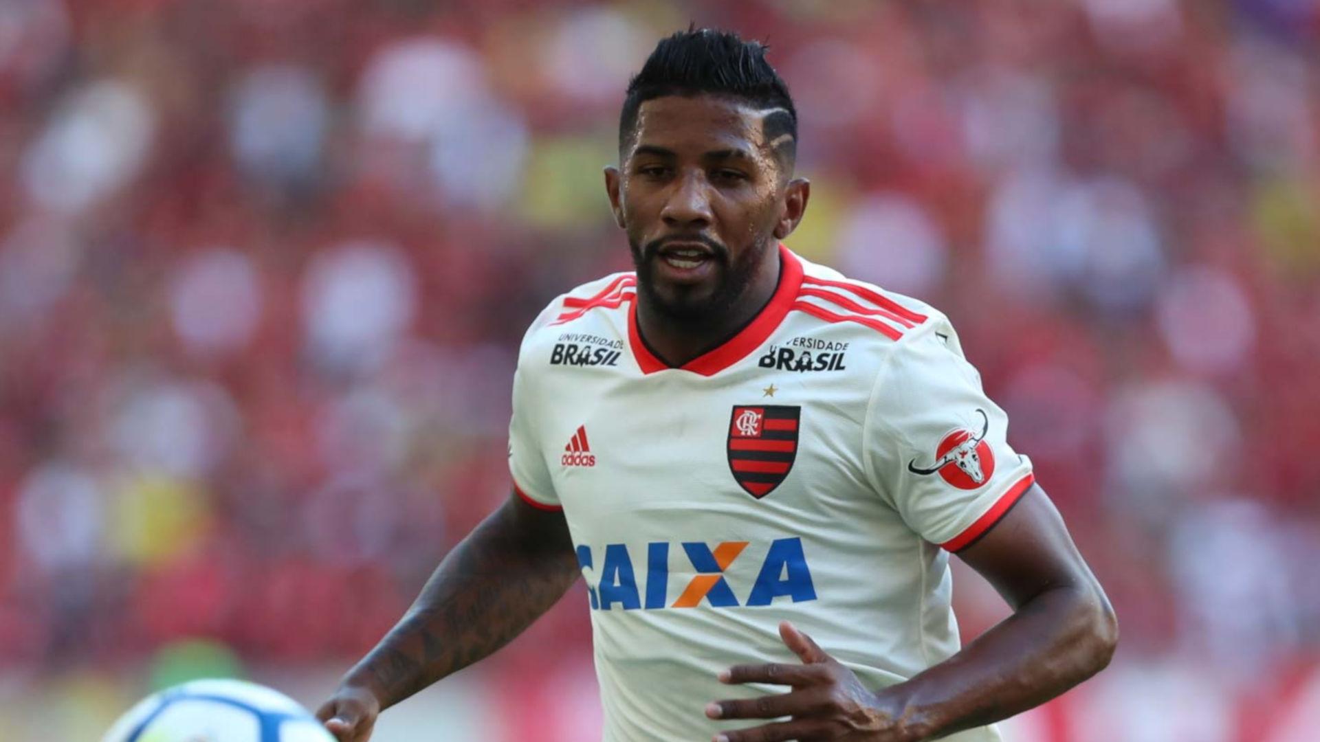 Rodinei Flamengo Bahia Brasileirao Serie A 31052018