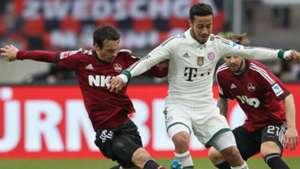 Marvin Plattenhardt Nuremburg Thiago Bayern Munich