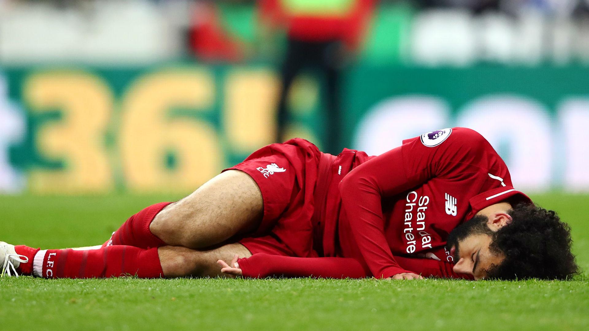 Newcastle goalkeeper Martin Dubravka: We were scared with Mohamed Salah head injury