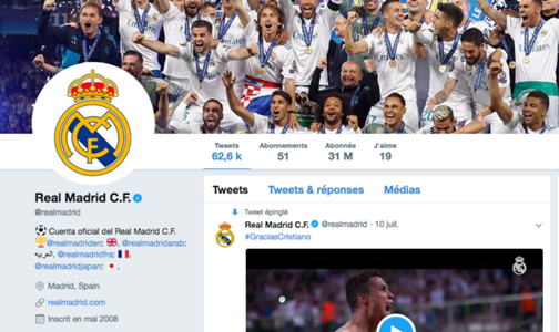 Real Madrid Followers