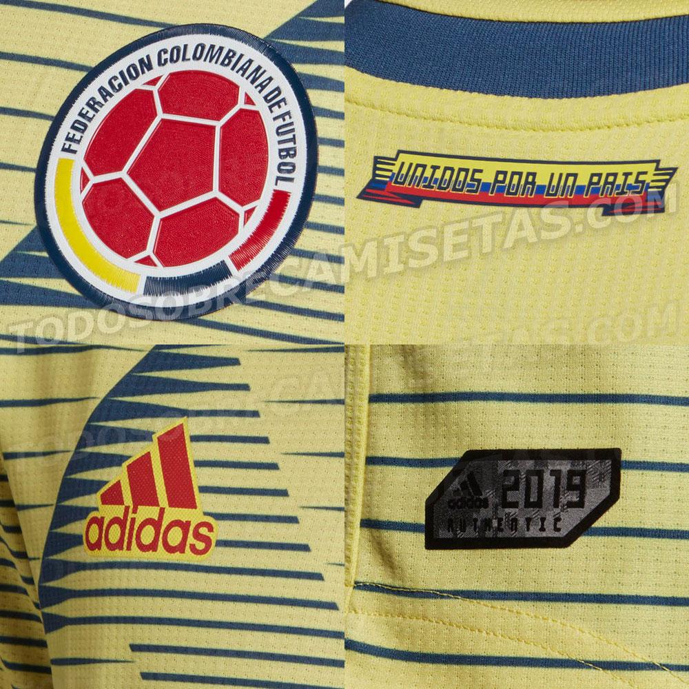 as237 ser225 la nueva camiseta de la selecci243n colombia para