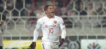 Hulk for SHanghai SIPG