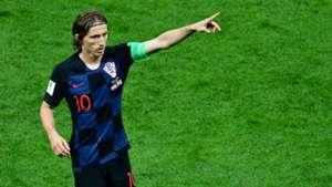 Luka Modric England Croatia World Cup 2018