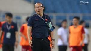 Coach Park Hang-seo U23 Vietnam U23 Brunei AFC U23 Championship qualifiers 2020
