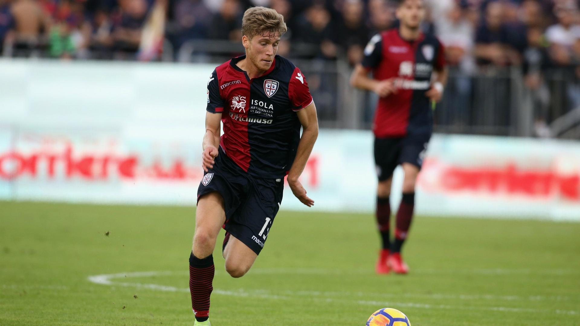 Cagliari, ritirato il 13 di Davide Astori: Romagna cambia numero di maglia