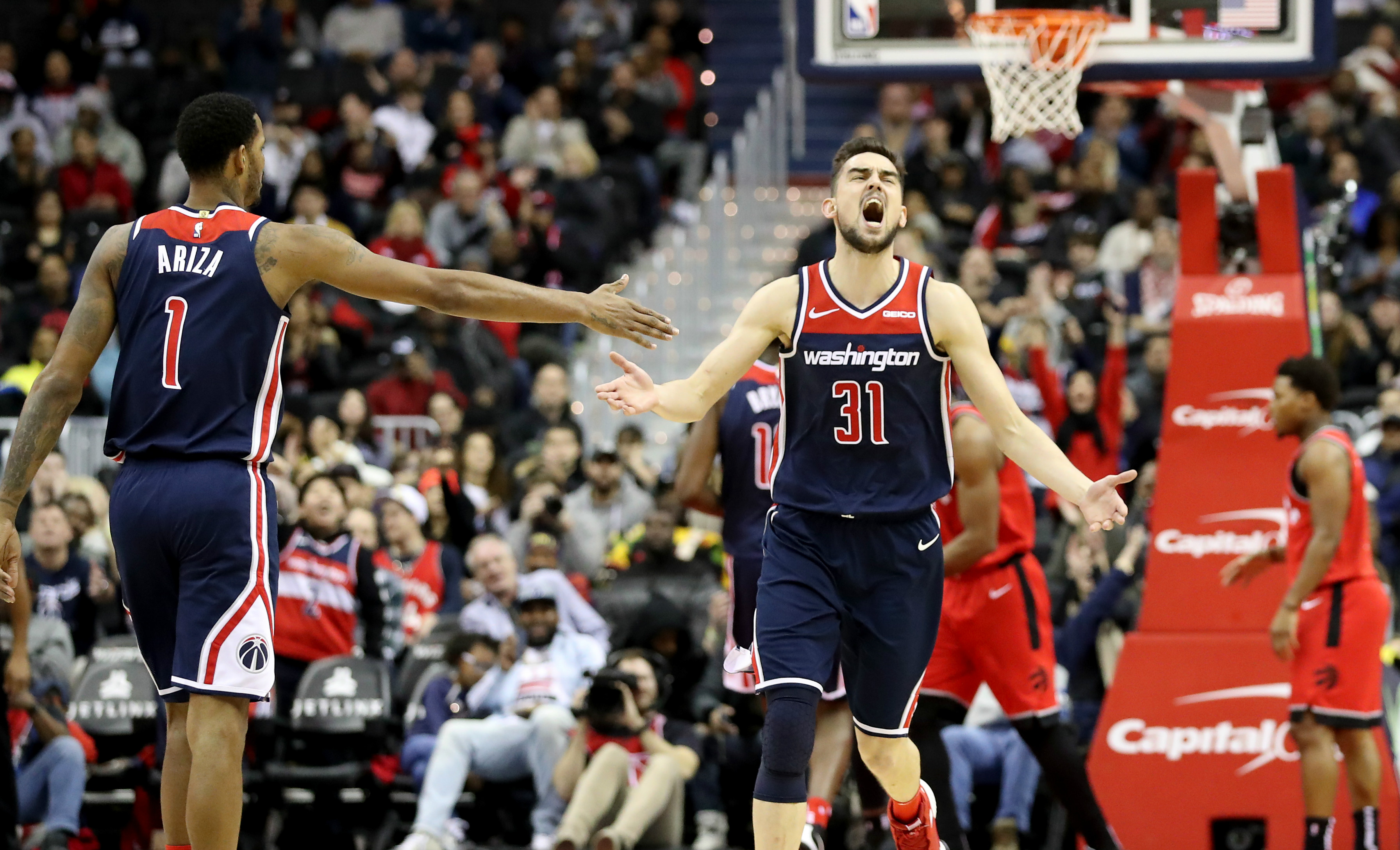 Tomas Satoransky, Washington Wizards