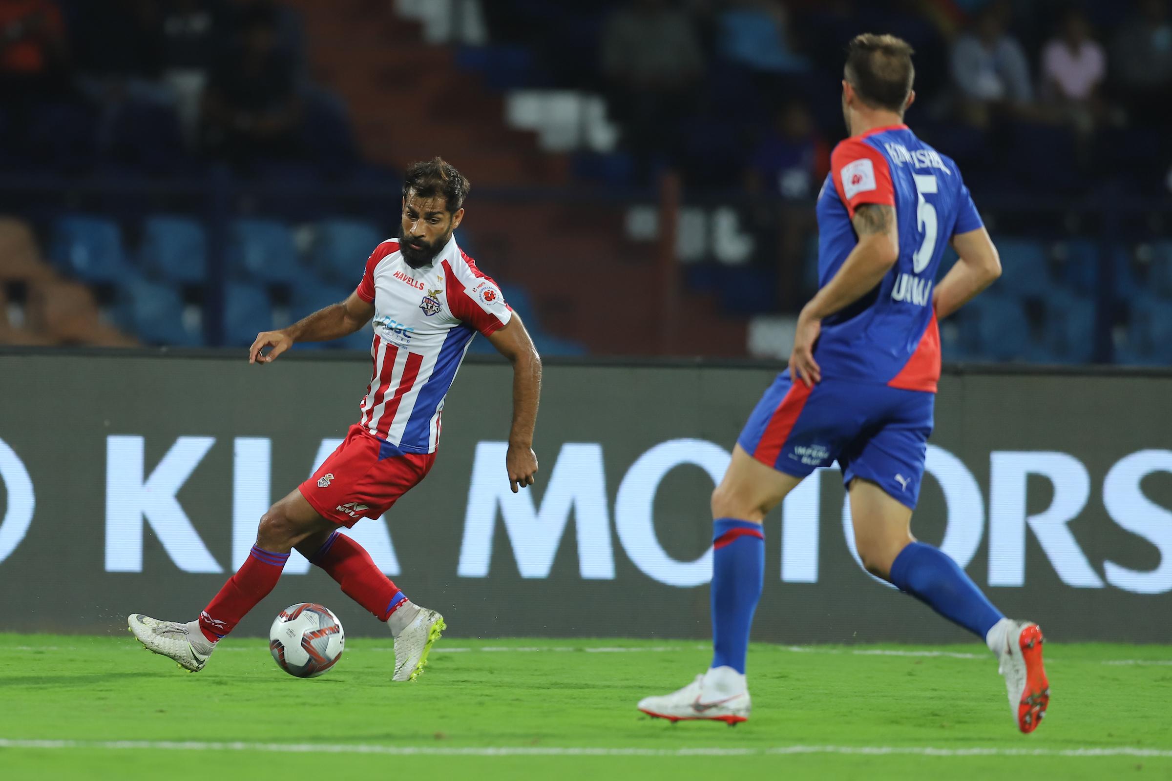 Balwant Singh Bengaluru Kolkata ISL