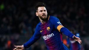 Lionel Messi Barcelona Leganes La Liga