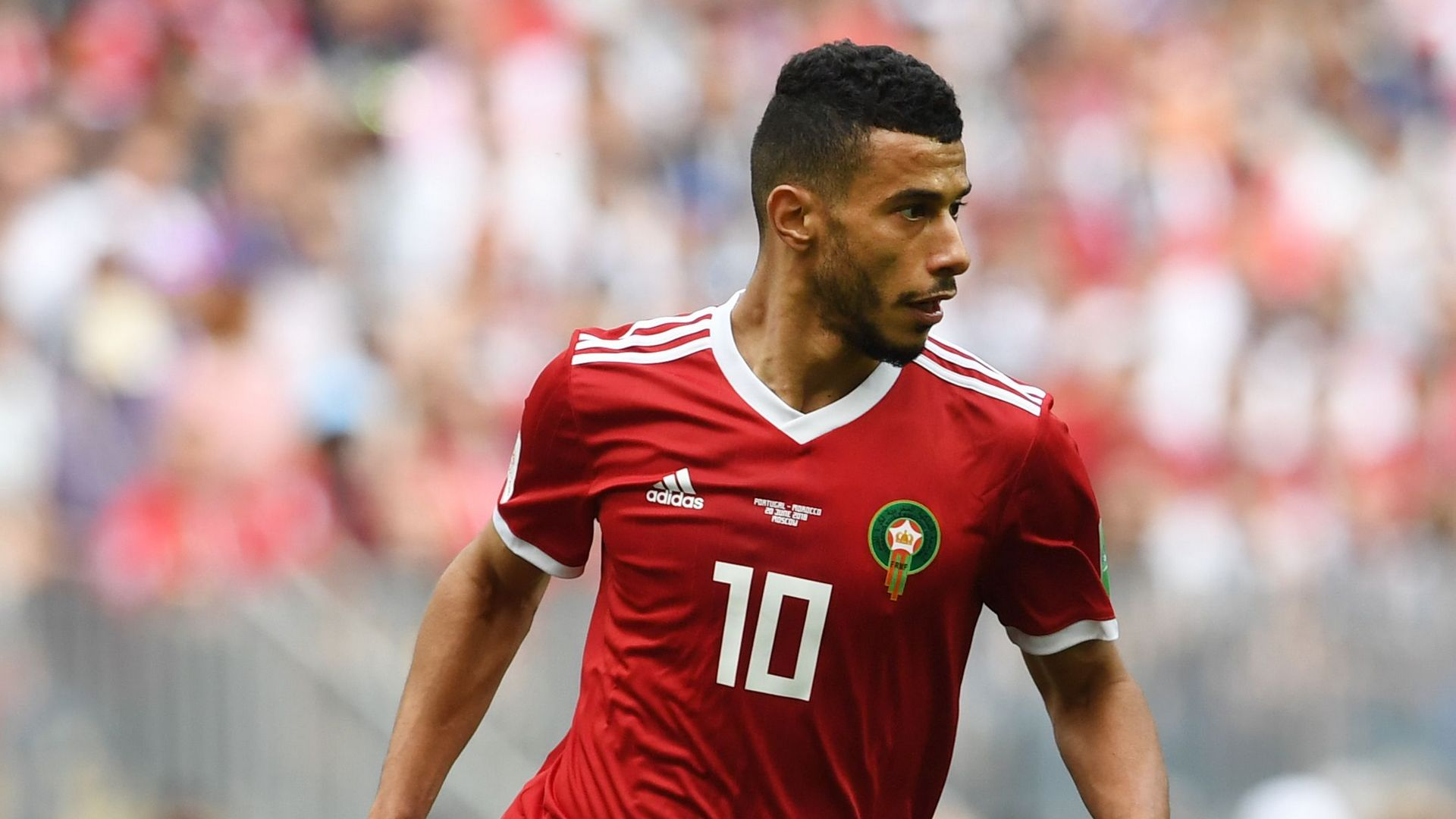 Younes Belhanda Morocco