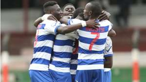 AFC Leopards players.
