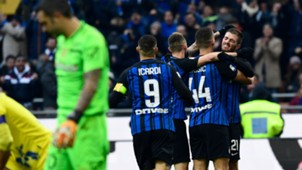 Inter Mailand Chievo Verona Serie A 1217