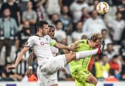 Besiktas Europa League
