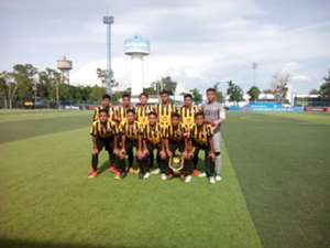 Malaysia U15, U15 AFF Championship, 10072017