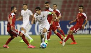 AL Zawraa vs Al Jaish
